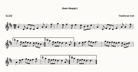 Denis Murphy's Slide